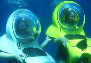 bob diving 1