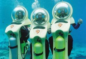 bob diving 2