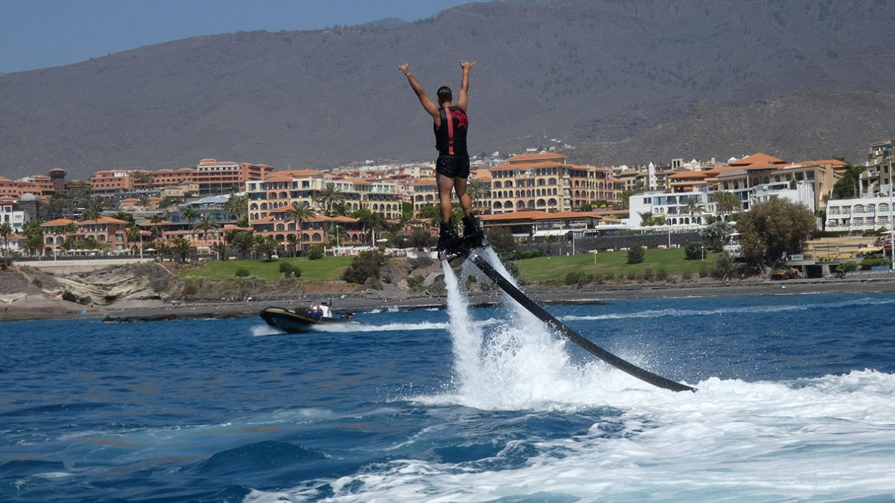 Flyboard Canarias Tenerife