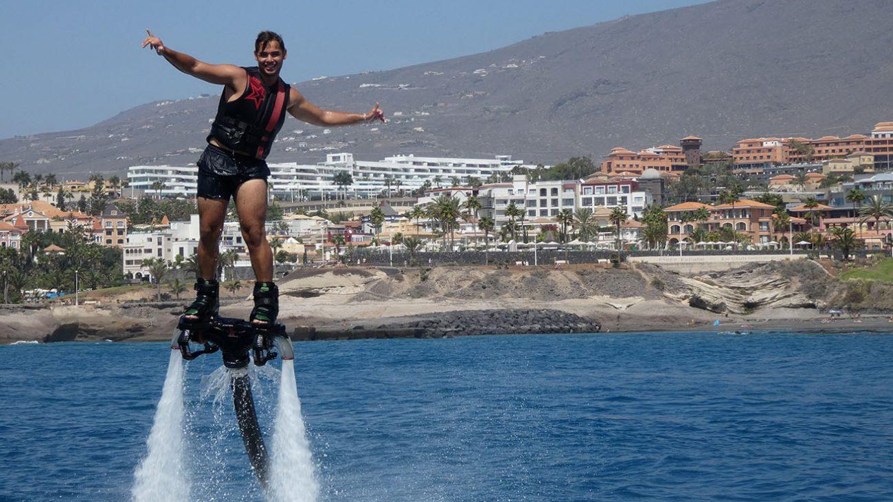 Flyboard Tenerife Fañabe