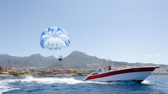 watersports-tenerife-parascending-beach