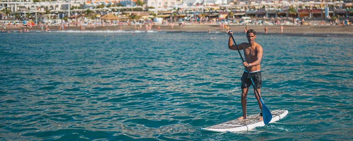 watersports tenerife fanabe paddle